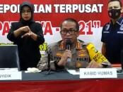 Kepala Bidang Humas Polda Metro Jaya Kombes Yusri Yunus - foto: Bob/Koranjuri.com