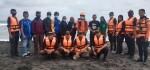 Team SAR SMK PN-PN2 Purworejo Ikut dalam Pencarian Korban Laka Laut Pantai Jatimalang