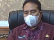 Sekda Kota Denpasar yang juga juru bicara Satgas Covid-19 Kota Denpasar Dewa Gede Rai - foto:Istimewa