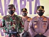 Panglima TNI Marsekal Hadi Tjahjanto dan Kapolri Jenderal Polisi Listyo Sigit Prabowo kembali melakukan kunjungan kerja ke Papua - foto: Istimewa