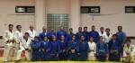 Sebelum ke Korsel, Tim Pelatda Judo Jabar Menyesuaikan Diri di Bali