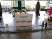 Terminal kedatangan internasional Bandara Ngurah Rai, Bali - foto: Koranjuri.com