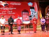 Gubernur Bali Wayan Koster membuka Bulan Bung Karno 2021 sekaligus memperingati Hari Lahir Pancasila yang jatuh setiap 1 Juni - foto: Istimewa