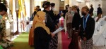 Berbalut Pakaian Adat Jawa, 192 Siswa SMPN 1 Purworejo Ikuti Purnawidya