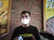 Manager Marketing PT Waroeng Steak Indonesia Darwoto - foto: Koranjuri.com