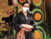 Ketua Dekranasda Provinsi Bali Ny. Putri Suastini Koster - foto: Istimewa
