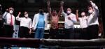 Dua Petinju MBC Bali Pukul Jatuh Lawannya, Larry Siwu Juara Baru FTPI