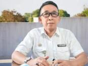 Drs Bambang Susilo, Kepala Dinas Koperasi Usaha Kecil Menengah dan Perdagangan Kabupaten Purworejo - foto: Sujono/Koranjuri.com