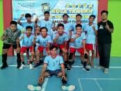 Raih juara 1 Popda, SMK Depan Bisa Jadi Ikon Bola Tangan Purworejo - foto: Sujono/Koranjuri.com