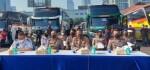 Kelabui Petugas di Masa PPKM, 36 Bus di Terminal Pulo Gadung Dikandangkan
