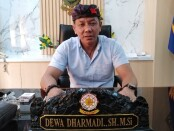 Kepala Satuan Polisi Pamong Praja Provinsi Bali Dewa Nyoman Rai Dharmadi - foto: Koranjuri.com