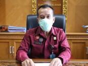 Kepala Kantor Wilayah Kemenkumham Provinsi Bali Jamaruli Manihuruk - foto: Koranjuri.com