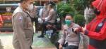 Serbuan Vaksin dan Berbagi Sembako di Pesanggrahan, Jakarta Selatan