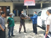 PT. Bayu Inti Gasindo berkomitmen menjaga stabilitas ketersediaan stok dan distribusi oksigen untuk kepentingan medis di masa pandemi Covid-19 - foto: Istimewa