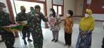 Danrem 074 / Surakarta Serahkan Kunci RTLH Kepada 9 Warga Kota Solo