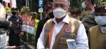 Usai Menteri Luhut, Giliran Kepala BNPB Sambangi Bali Bagikan 500 Ribu Masker
