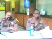 Kabid Humas Polda Metro Jaya Kombes Pol Yusri Yunus memberikan keterangan, Selasa, 3 Agustus 2021 - foto: Istimewa