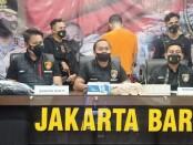 Satu pelaku diamankan oleh kepolisian Resort Metro Jakarta Barat dalam kasus pencurian - foto: Istimewa