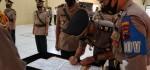 Tiga Pejabat Utama Polres Purworejo Dilantik