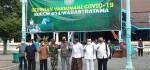 Serbuan Vaksin Dan Doa Lintas Agama Di Masjid Agung Surakarta
