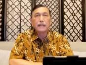 Menko Marves Luhut Binsar Pandjaitan - foto: Istimewa