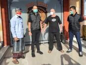 Davey Shane Christian resmi bebas murni tepat di hari Kemerdekaan Republik Indonesia ke-76, Selasa, 17 Agustus 2021 - foto: Istimewa