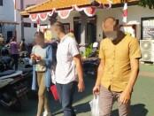 Sempat menggelandang di Bali, Oleg Chadin (40) asal Rusia dibawa ke Rumah Detensi Imigrasi (Rudenim) Kelas I TPI Denpasar - foto: Istimewa