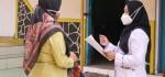 Puskesmas Mranti Visitasi Simulasi PTM di SMK Kesehatan Purworejo