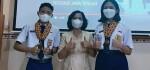 Dua Siswa SMPN 2 Purworejo Raih Medali Emas Tingkat Nasional FLS2N