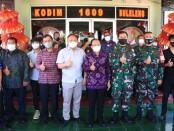 Kesepakatan damai kasus Sidatapa berakhir setelah dimediasi oleh Gubernur Bali Wayan Koster dan Pangdam IX/Udayana Mayjen TNI Maruli Simanjuntak - foto: Istimewa