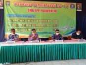 Workshop Pembentukan LSP-P1 di SMK YPP Purworejo, dari Kamis (09/09/2021) hingga Sabtu (11/09/2022) - foto: Sujono/Koranjuri.com