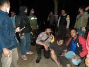 Bambang Suyanto alias Debul, warga Dusun Somoroto, Desa Tlogoguwo, Kecamatan Kaligesing, Kabupaten Purworejo, Jawa Tengah, yang diduga mengalami gangguan kejiwaan atau Orang Dalam Gangguan Kejiwaan (ODGJ) usai diamankan polisi - foto: Sujono/Koranjuri.com