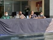 Ditreskrimum Polda Metro Jaya menetapkan Manager Outlet Holywings Kemang berinisial JAS sebagai tersangka kasus pelanggaran prokes - foto: Istimewa