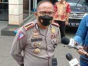 Direktur Lalu Lintas (Dirlantas) Polda Metro Jaya Kombes Pol Sambodo Purnomo Yogo - foto: Istimewa