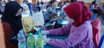 Seribu Pelajar Divaksin dalam Serbuan Vaksinasi Kodim 0708 di SMAN 7 Purworejo