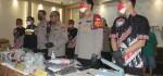 Pengungkapan Polres Metro Jakbar Ungkap Sepanjang Juli-September 2021