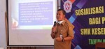 SMK Kesehatan Purworejo Sosialisasikan Program Sekolah dan Resmikan Bimbel Sehati