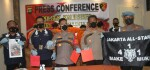 Polisi Tetapkan 8 Anggota Geng Motor Jakarta All Star sebagai Tersangka Begal