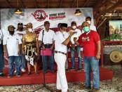 Deklarasi Rumah Aspirasi Puan Kabupaten Purworejo, Minggu (24/10/2021) - foto: Sujono/Koranjuri.com