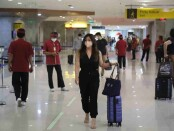 Masih didominasi penerbangan domestik, meski Bandara Ngurah Rai Bali mulai membuka penerbangan langsung internasional mulai Jumat, 14 Oktober 2021 - foto: Istimewa