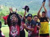 Tim cricket putra Bali - foto: Yan Daulaka/Koranjuri.com
