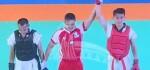 Hari 1, Empat Petarung Bali Lolos ke Semifinal PON Papua