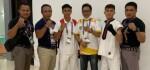 Rudi Rebut Emas Pertama Tarung Derajat Bali di PON Papua