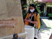 Program perubahan perilaku We Love Bali sebagai edukasi penerapan kebiasaan baru di destinasi wisata di Pulau Dewata - foto: Koranjuri.com